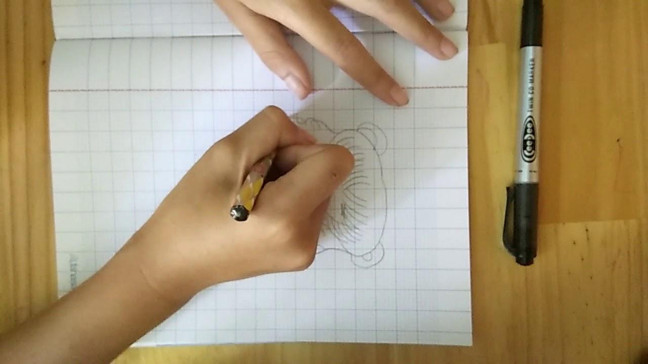 Hướng dẫn vẽ chibi anime đơn giản