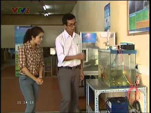 Xu ly nuoc thai y te bang plasma, VTV2, kham pha khoa hoc, phòng nghiên cứu năng lượng và môi trường