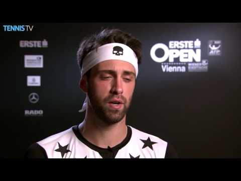 Basilashvili Discusses First Top 10 Win In Vienna