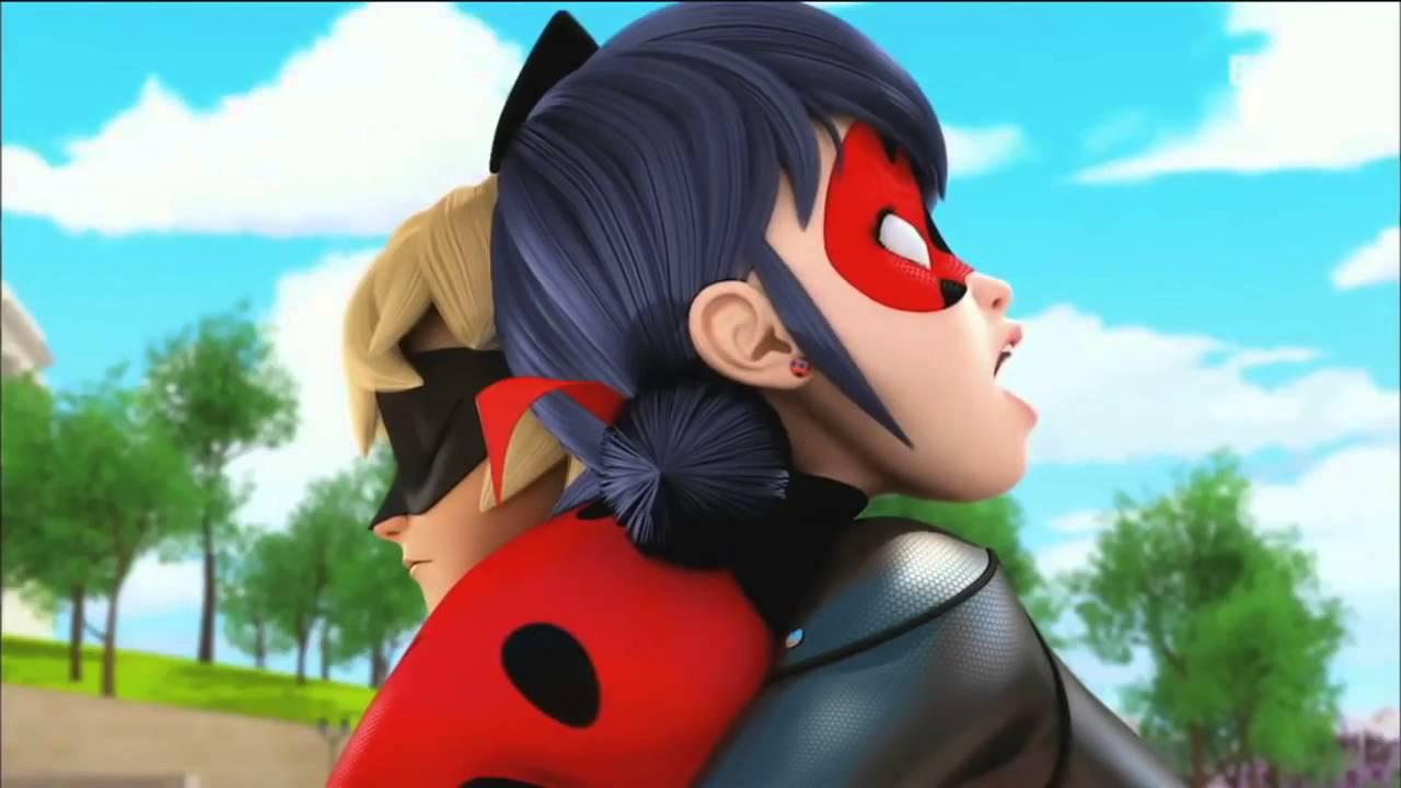 best miraculous ladybug x chat noir scenes ladynoir