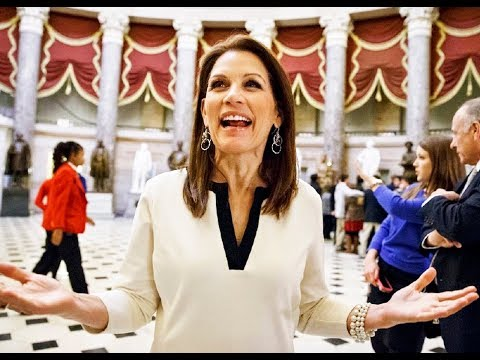 Uh-Oh, God's Talking To Michele Bachmann Again...