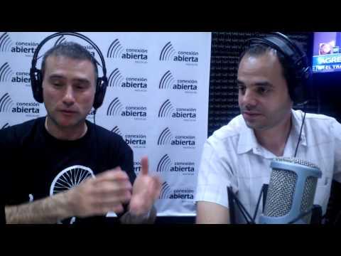 Luciano Taccone, Nº1 sudamericano triatlón en Eldepornauta RADIO