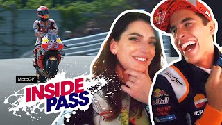 MotoGP 2019 Germany: Would You Rather Be Able To Fly or Read Minds? | Inside Pass #9