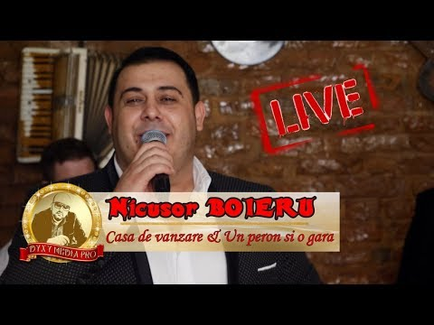 Nicusor BOIERU & ORK BOIERASII - Casa parinteasca & Un peron si o gara - NEW 2019