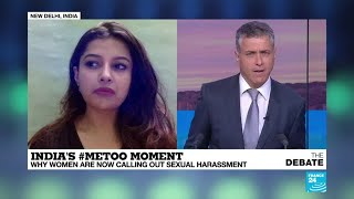 India''s #MeToo moment: ''Women are finally coming out in large numbers and people are listening''