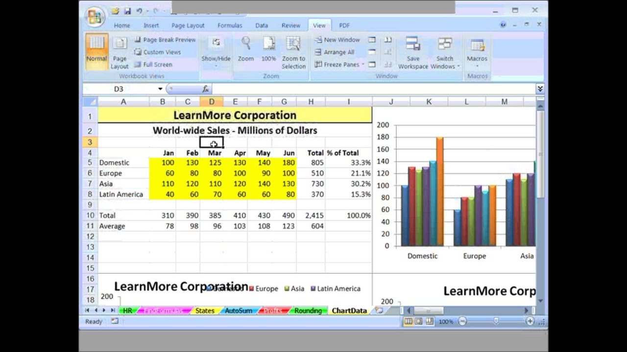 Close & Save Macros in Microsoft Excel