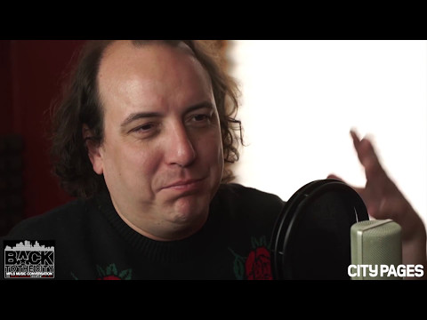 HAR MAR SUPERSTAR (1 of 3) on BACK TO THE CITY: MPLS MUSIC CONVERSATION