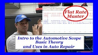 Intro to the Automotive Scope,Basic Theory and Uses in Auto Repair