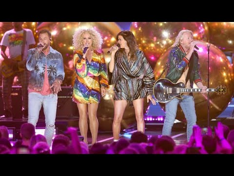 Watch Little Big Town's Breezy 'Summer Fever' Video