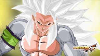 Dragonball Budokai AF HD Gameplay - Goku Vs. Dark Angel Vegeta - Z3 Mode