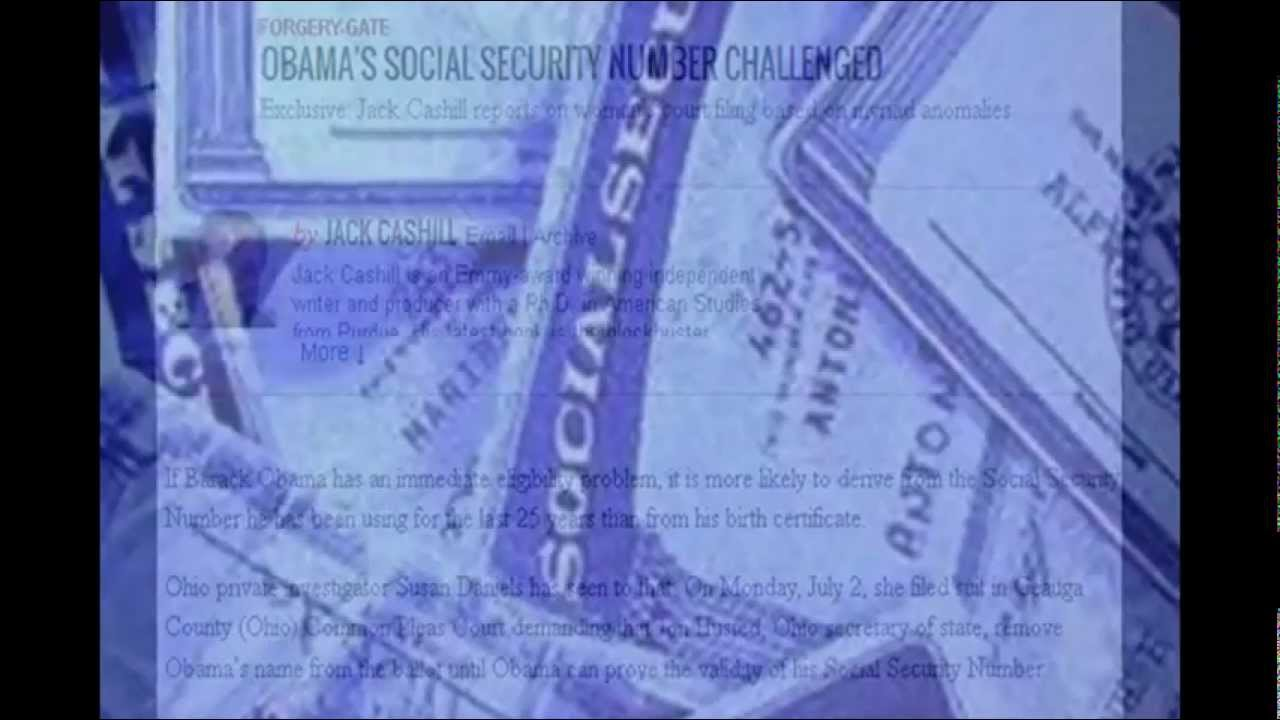 how to get a fake social security number