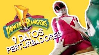 9 Datos Secretos de los Power Rangers