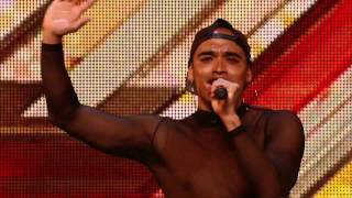 Seann Miley Moore - The Show Must Go On (The X Factor UK 2015) [Audition]