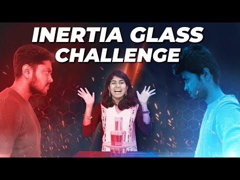 Inertia Glass Challenge | Science challenge | Ep#2 | Tamil | LMES