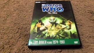 Doctor Who Full Circle DVD Review