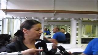 EC Germany 2012:  Darja Svajger Interview