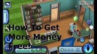 Sims 3 $50,000 money CHEAT