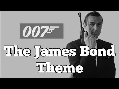 The James Bond Theme - The Sound of Film Noir