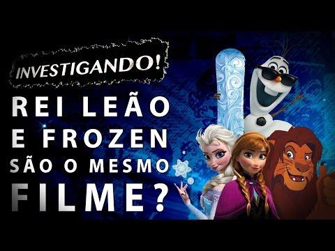 Investigando Teoria Disney: Rei Leão e Frozen são o mesmo filme?