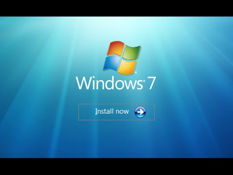 How To Install Windows Using USB/Pendrive From ISO File