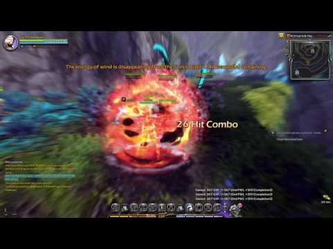 Dragon Nest Europe Lv 93 Daily Quest Ripper
