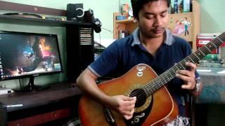 Dilwale Dulhania Le Jayenge - Guitar Instrumental