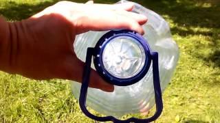 Моем пластиковые канистры. Пьем чистую воду!