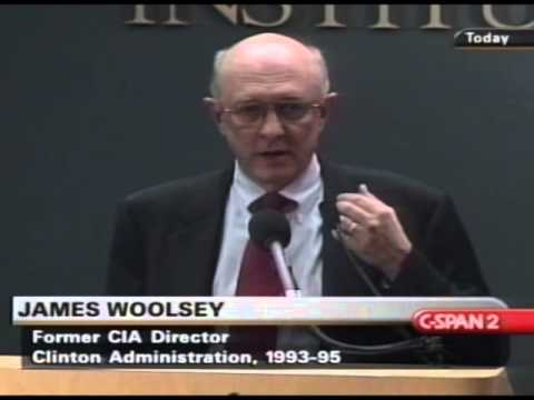 Cato Institute Event: War Against Iraq 12/13/01