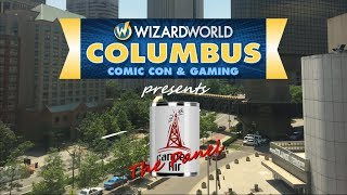 Wizard World Columbus 2018 - The Canned Air Podcast Panel