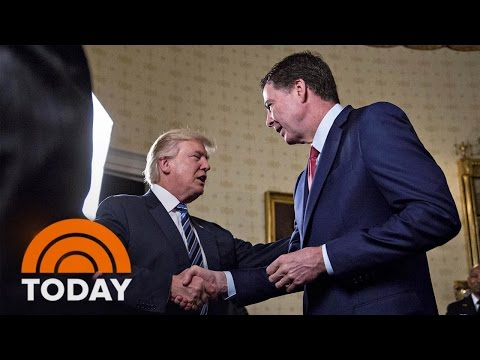 President Trump Asking James Comey If He Was Under Investigation Not Illegal | TODAY