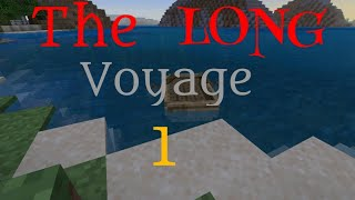 Minecraft Solo Let's Play - The Long Voyage Part A (10)