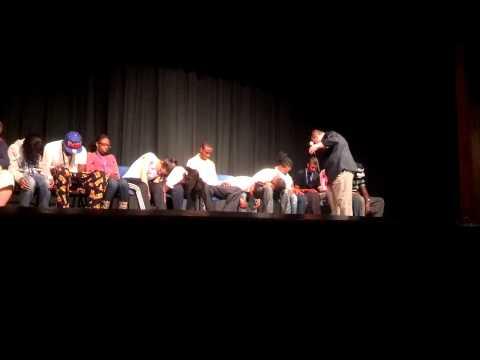 Chowan Fall 2012 Hypnotist Part 1