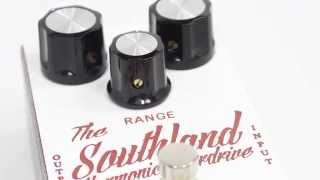 Greer Amps Southland Harmonic Overdrive demo by Lance Seymour