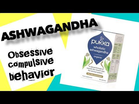 Ashwagandha a natural treatment for OCD #mentalhealth