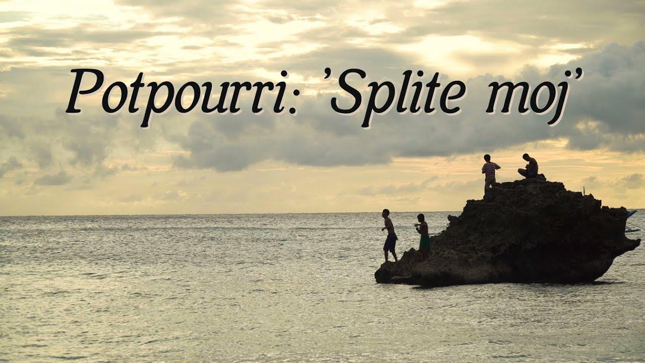 Download Oliver Dragojević - Potpourri: 'Splite moj' (Official Lyric Video)