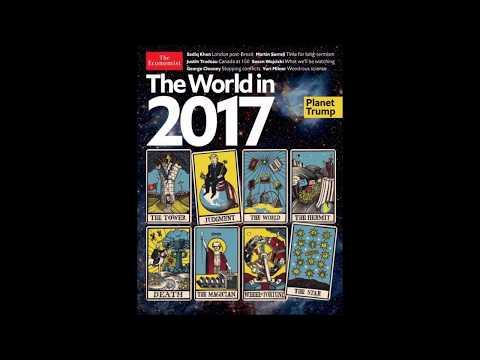 Et la couverture de The Economist 2017? Qu'est ce que cela donne?