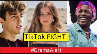 Bryce Hall & Lil Yachty ( FIGHT ) over Addison Rae! #DramaAlert Another Pokimane SCANDEL - MrBeast!
