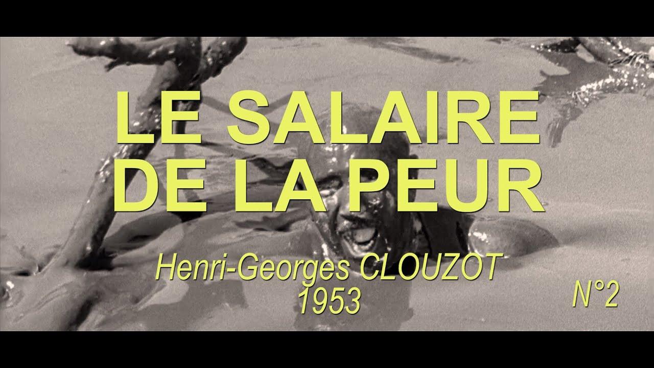 LE SALAIRE DE LA PEUR 1953 N°2/2 (Yves MONTAND, Charles VANEL)