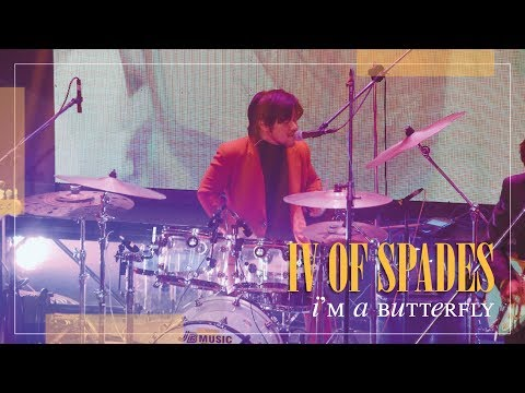"""IV OF SPADES - """"I'm A Butterfly"""" 
