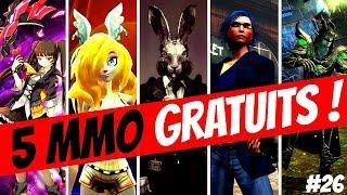 TOP JEUX FREE TO PLAY 2018 #26 - Spécial MMO GRATUITS pour PC !