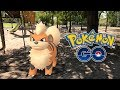 BUSCANDO AL GROWLITHE SHINY CON RA PLUS POR PRIMERA VEZ EN EL CANAL! [Pokémon GO-davidpetit]