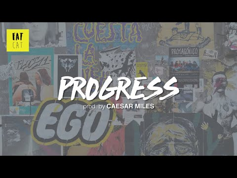 (free) Chill Boom Bap x Jazz Type beat x hip hop instrumental   'Progress' prod. by CAESAR MILES
