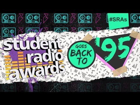 The Student Radio Awards 2015, supported by BBC Radio 1 and Global