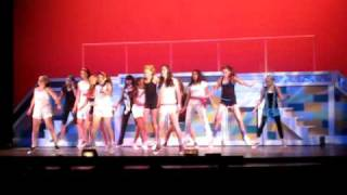 Yorktown Stage Camp, 4 minutes, group 6