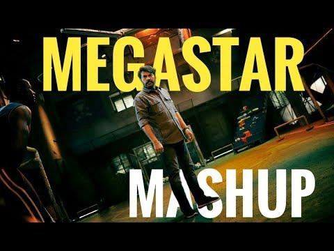 Megastar Stylish Mashup | Mammootty