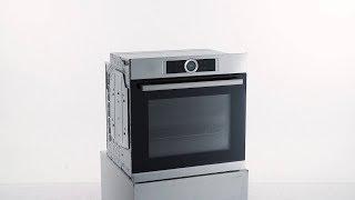 Bosch serie 8 HRG675BS1S Ovn