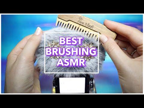 BEST ASMR BRUSHING ● NO TALKING