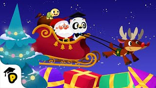 Gambar cover Toto saves Christmas 🎄| Christmas Special 2019 | Kids Learning Cartoon | Dr. Panda TotoTime