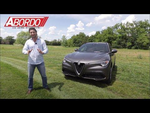 Alfa Romeo Stelvio 2018 - Prueba A Bordo Completa