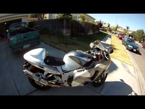 2003 Hayabusa For Sale CHEAP! Clean Title Ohlins Shock Akrapovic Exhaust $3900